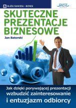 okładka książki Skuteczne prezentacje biznesowe