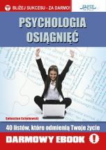okładka - książka, ebook Psychologia osiągnięć