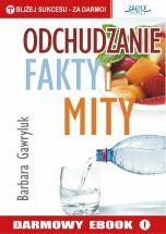 okładka - książka, ebook Odchudzanie - fakty i mity