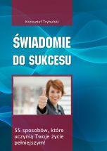 okładka książki Świadomie do sukcesu