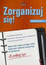 okładka - książka, ebook Zorganizuj się!