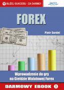 okładka książki Wprowadzenie do gry na giełdzie walutowej Forex