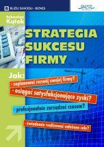 okładka - książka, ebook Strategia sukcesu firmy