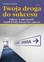 okładka książki Twoja droga do sukcesu