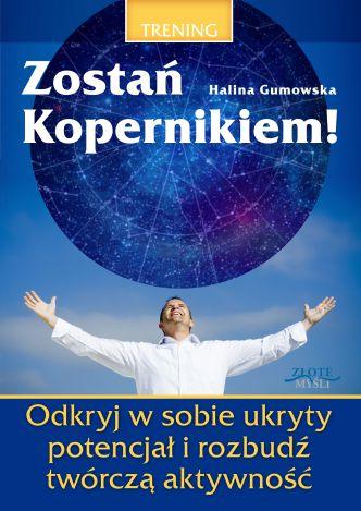 Okładka Zostań Kopernikiem!
