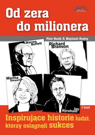 Okładka Od zera do milionera