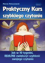 okładka - książka, ebook Praktyczny Kurs Szybkiego Czytania