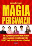 okładka - książka, ebook Magia Perswazji