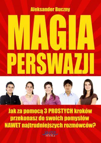 Okładka Magia Perswazji