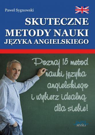 Okładka Skuteczne metody nauki języka angielskiego