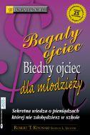 okładka książki Bogaty Ojciec Biedny Ojciec dla młodzieży