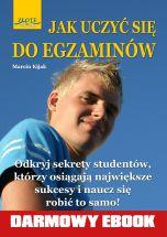 okładka - książka, ebook Jak uczyć się do egzaminów?