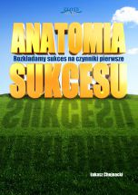 okładka - książka, ebook Anatomia sukcesu