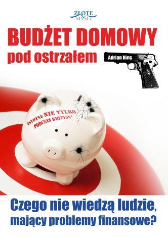 Okładka Budżet domowy pod ostrzałem