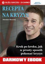 okładka - książka, ebook Recepta na kryzys