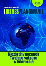 okładka książki Ebiznesplanowanie