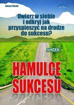 okładka - książka, ebook Hamulce sukcesu