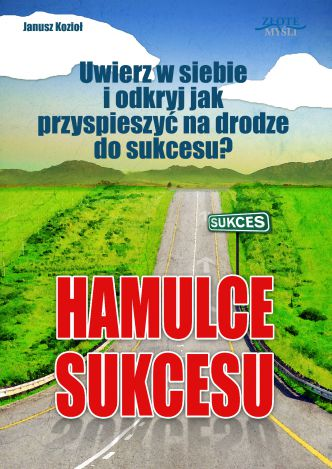 Okładka Hamulce sukcesu