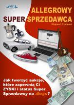 okładka - książka, ebook Allegrowy Super Sprzedawca