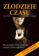 okładka - książka, ebook Złodzieje czasu