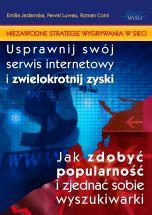 okładka - książka, ebook Niezawodne strategie wygrywania w sieci
