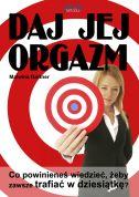 okładka - książka, ebook Daj jej orgazm