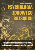 okładka książki Psychologia zdrowego rozsądku