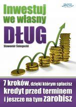 okładka - książka, ebook Inwestuj we własny dług