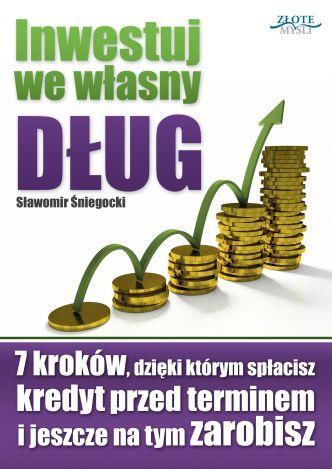 Okładka Inwestuj we własny dług