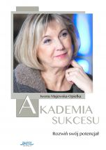 okładka - książka, ebook Akademia Sukcesu