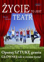 okładka - książka, ebook Życie to jest teatr