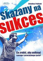 okładka - książka, ebook Skazany na sukces