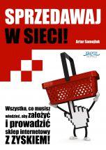 okładka - książka, ebook Sprzedawaj w sieci!