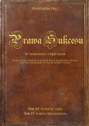 okładka - książka, ebook Prawa sukcesu. Tom III i Tom IV