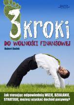 okładka książki 3 kroki do wolności finansowej