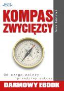 okładka - książka, ebook Kompas zwycięzcy