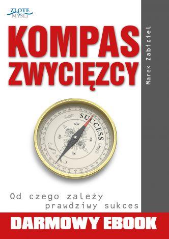 Okładka Kompas zwycięzcy