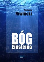 okładka - książka, ebook Bóg Einsteina