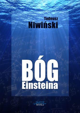 Okładka Bóg Einsteina