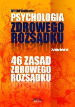 okładka - książka, ebook Psychologia i 46 zasad zdrowego rozsądku