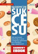 okładka książki Słodycze sukcesu