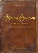 okładka - książka, ebook Prawa sukcesu. Tom VII i Tom VIII