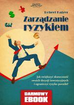 okładka książki Zarządzanie ryzykiem