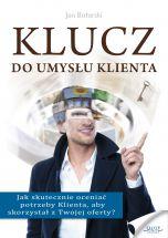 okładka - książka, ebook Klucz do umysłu klienta