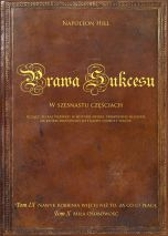 okładka - książka, ebook Prawa sukcesu. Tom IX i Tom X