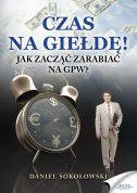 okładka - książka, ebook Czas na giełdę!