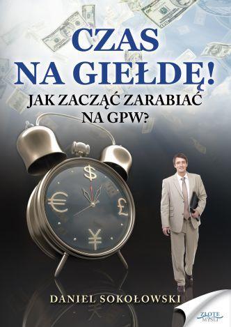 Okładka Czas na giełdę!
