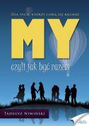 okładka - książka, ebook MY - czyli jak być razem