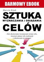 okładka - książka, ebook Sztuka wyznaczania i osiągania celów