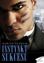 okładka - książka, ebook Instynkt sukcesu